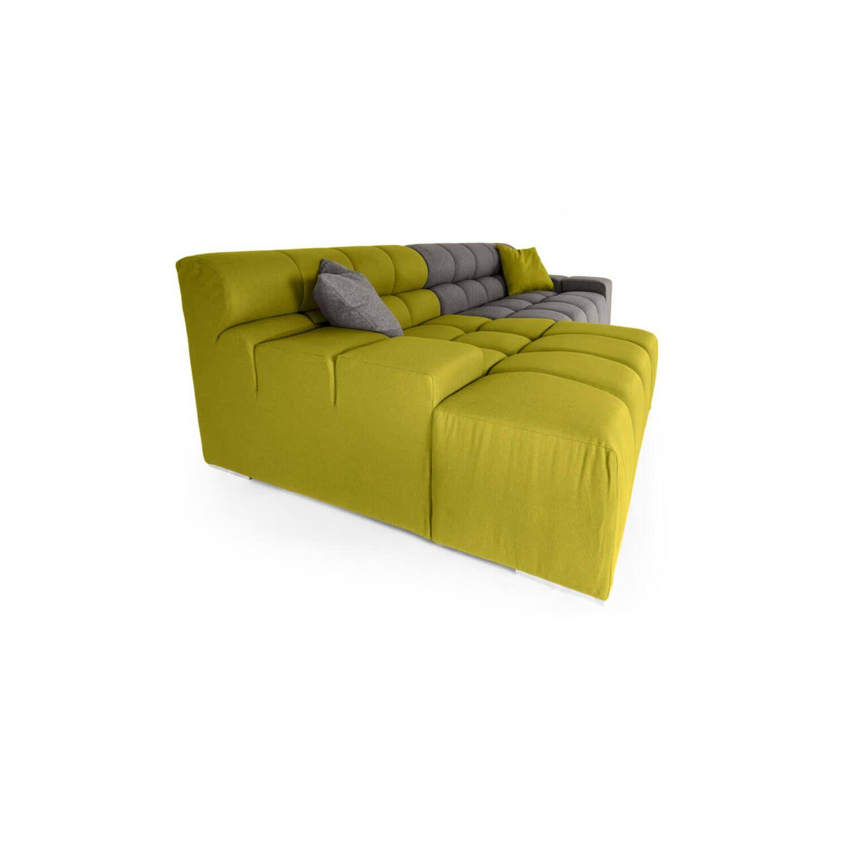 Диван Cubix, серо-зеленый купить