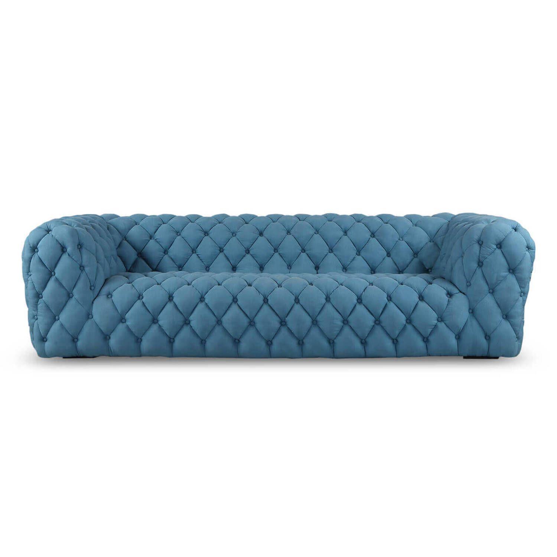 Голубой диван Cumulus, в стиле современный модерн.