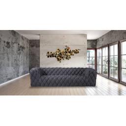 Синий диван Cumulus, в стиле современный модерн.