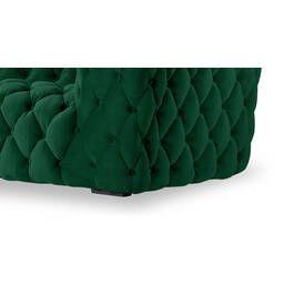 Зеленый диван Cumulus, в стиле современный модерн.