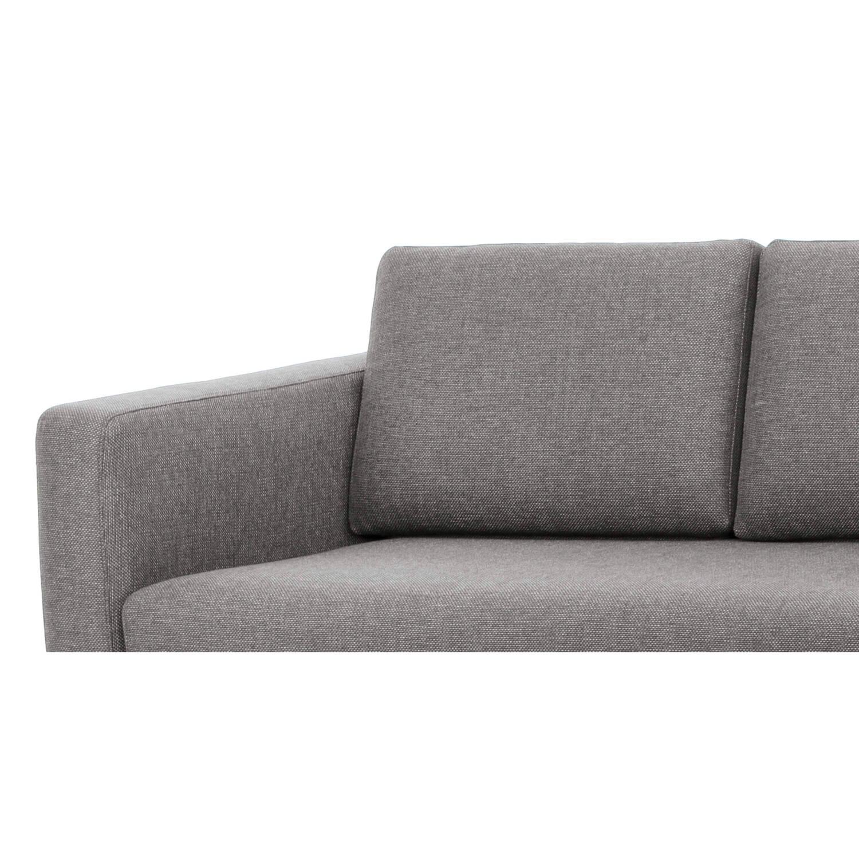 Диван Dominique в скандинавском стиле, угловой, серый
