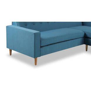 Угловой диван Eleanor, голубой
