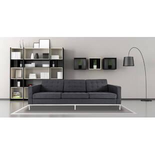 Угольный трехместный диван Florence