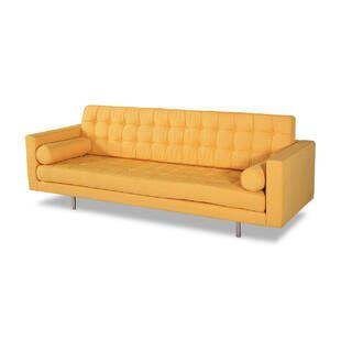Диван Madison, желтый