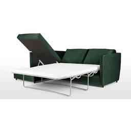 Диван-кровать Milner, угловой, зеленый