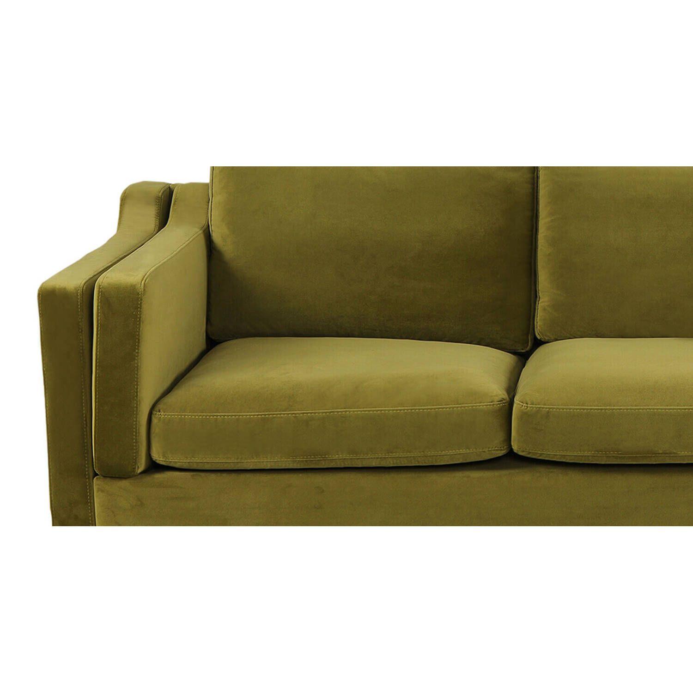 Диван Monroe, зеленый