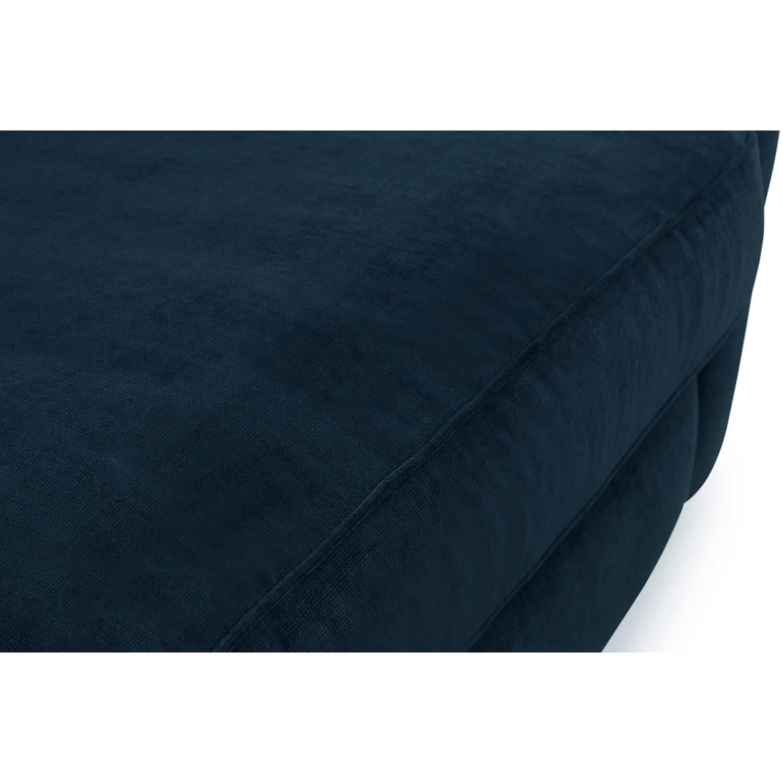 Диван Murphy в современном стиле, синий