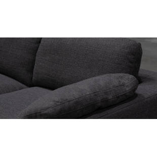 Диван Nest, модульный, угловой, серый