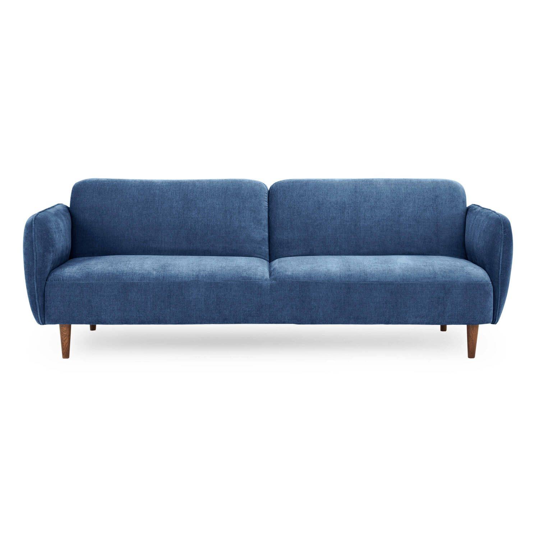 Диван-кровать Omer, синий купить