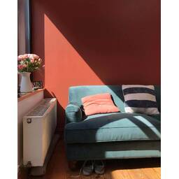 Диван со спальным местом Orson, прямой, зеленый