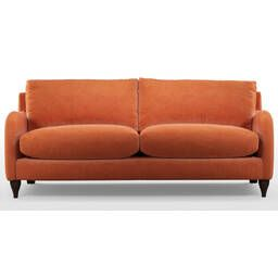 Диван Sofia, оранжевый