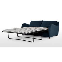 Диван-кровать Sofia со спальным механизмом, синий купить
