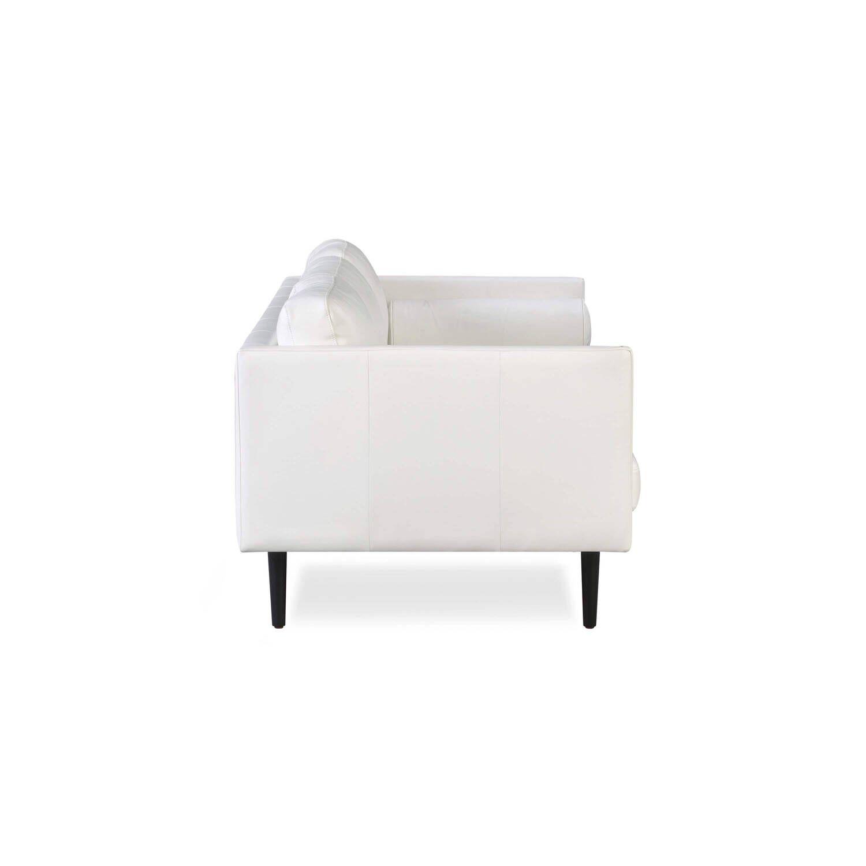 Прямой белый диван Spectre