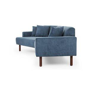 Модульный диван Tobagon, синий