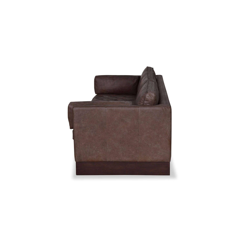 Коричневый диван Wexler