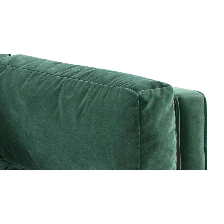 Диван Wexler, прямой, зеленый