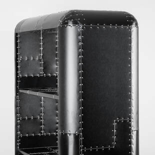 Стеллаж Aviator Blackhawk Book Case Black