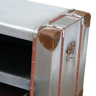 "Тумба в стиле ""Авиатор"" Hawker Industrial Tv Stand"