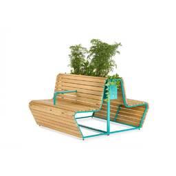 Скамья уличная Planter Bench