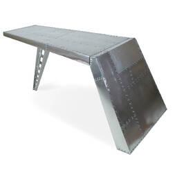 Дизайнерский стол в стиле Авиатор Aviator airfoil desk