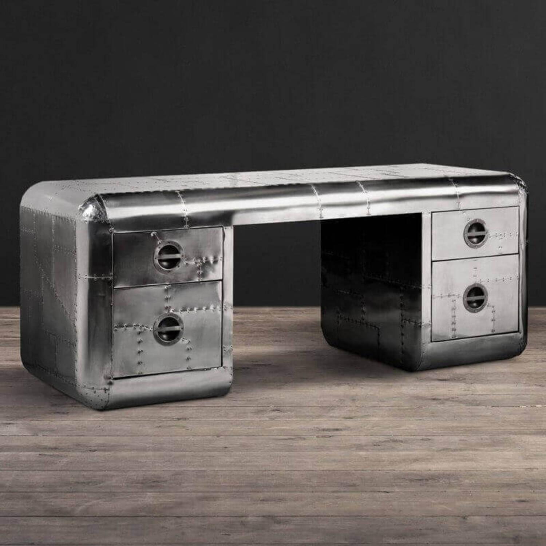 Дизайнерский стол Aviator BlackHawk Oulton Style