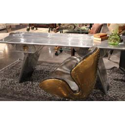 Стол в стиле Авиатор Aviator Double Wing Desk