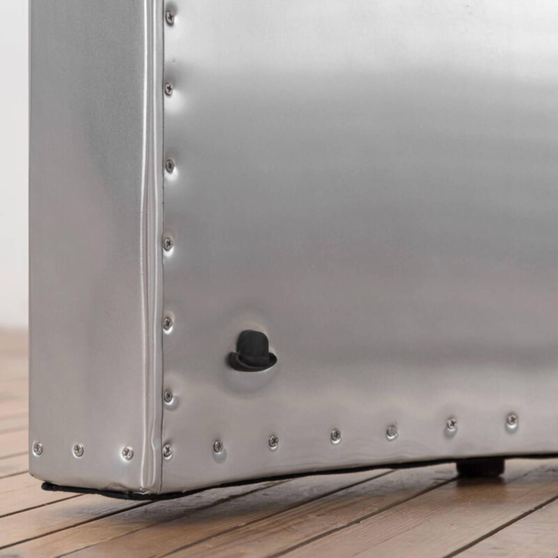 Дизайнерский стол в стиле Авиатор Engine Cowling Table