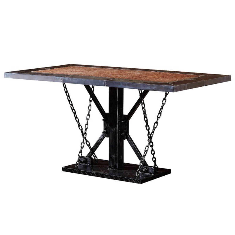 Стол Industrial Aviator Table