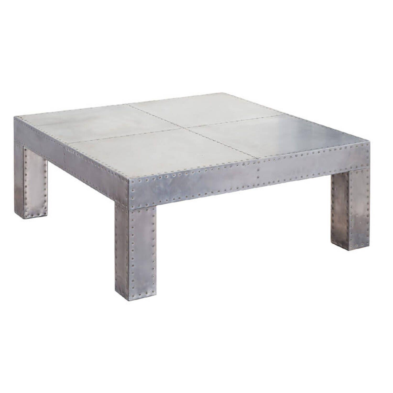 Стол Aviator Square Coffee Table купить