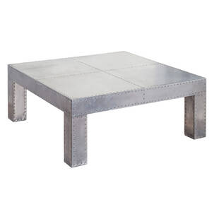 Стол Aviator Square Coffee Table