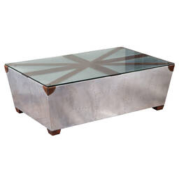 Стол Union Jack Aviator Coffee Table