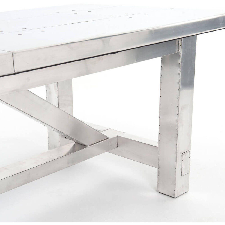 Дизайнерский стол Boston Aero Oulton Style