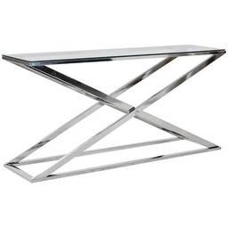 Стеклянный кофейный столик Parlor