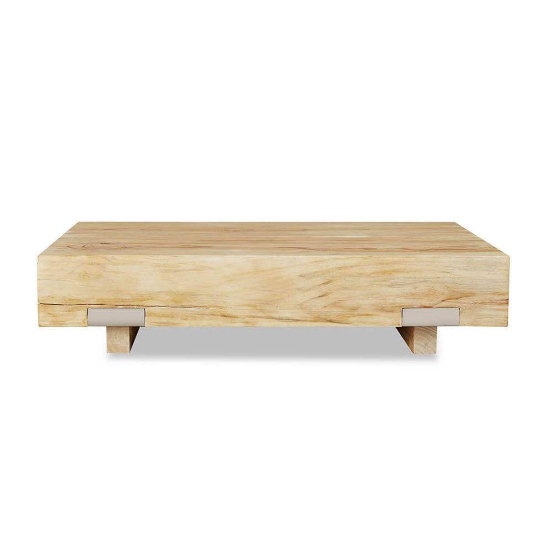 Журнальный стол Balk в стиле Кантри