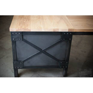 Угловой стол CUSTOM INDUSTRIAL L DESK