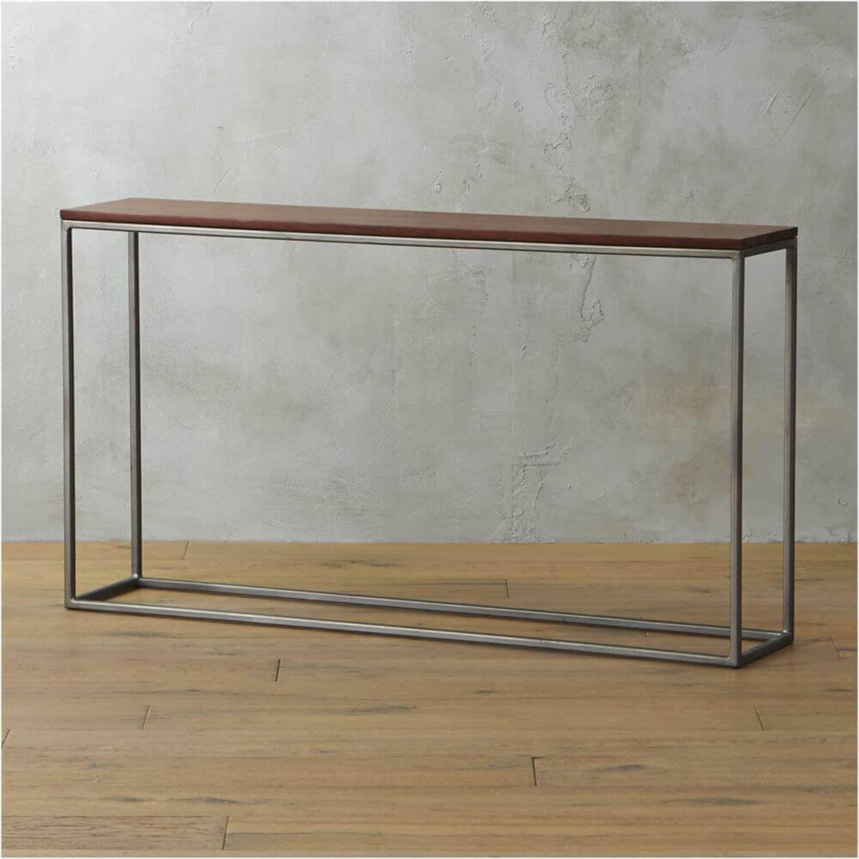 Журнальный стол-консоль Just в современном стиле