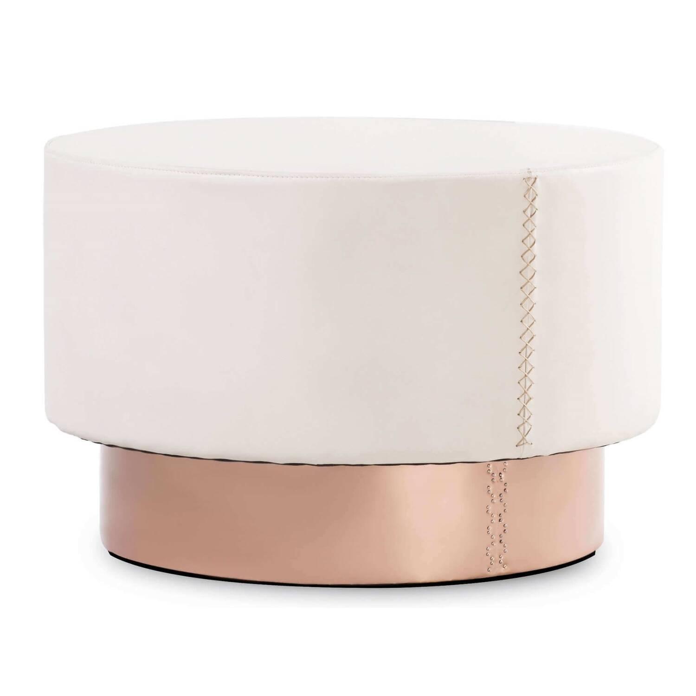Кофейный стол Drum Coffee Table, белый