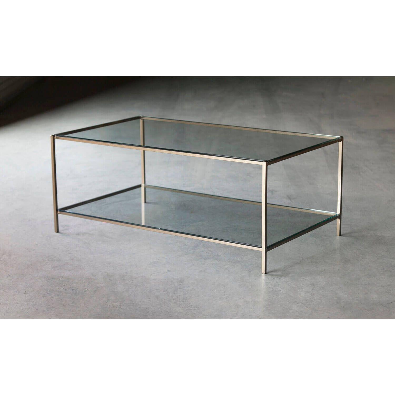 Журнальный стол Steel Coctail Table купить
