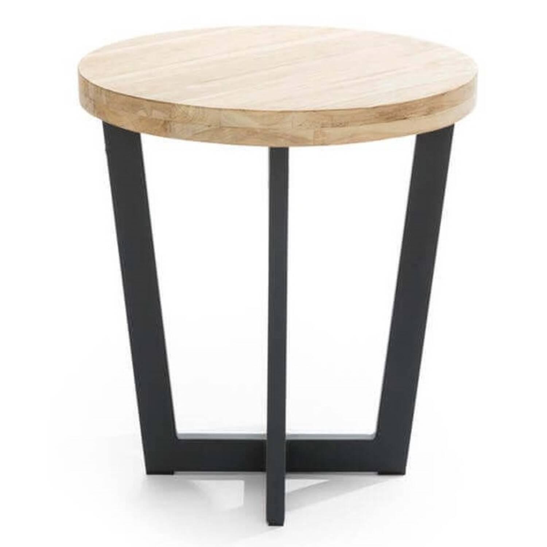 Кофейный стол Tobias Small в стиле Loft