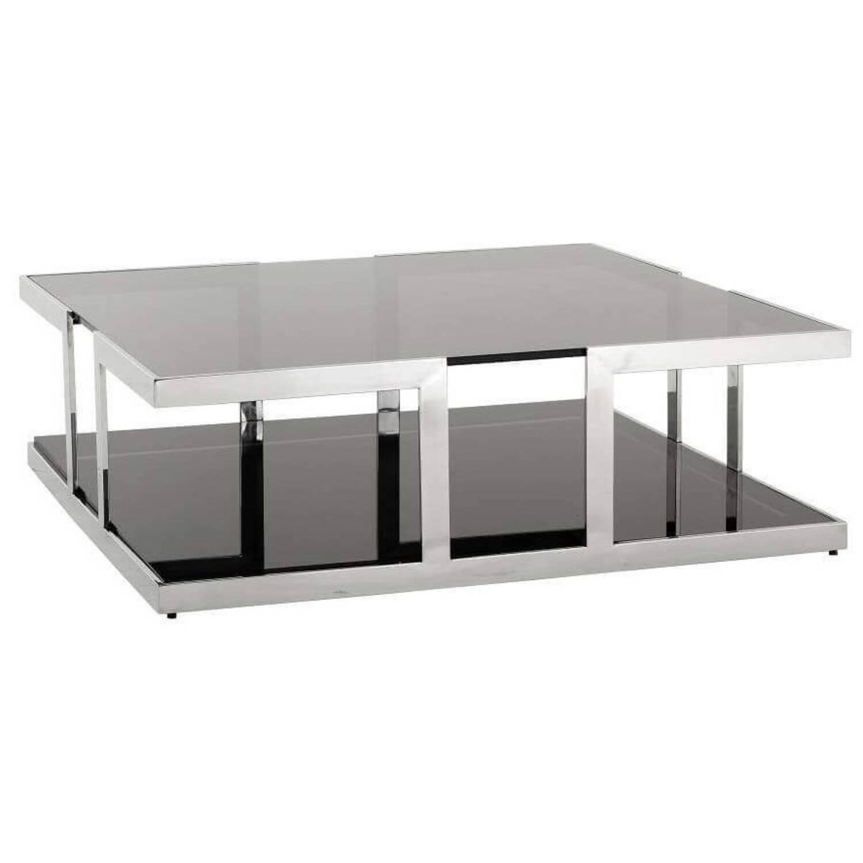 Журнальный кофейный столик Travis 100x100x33