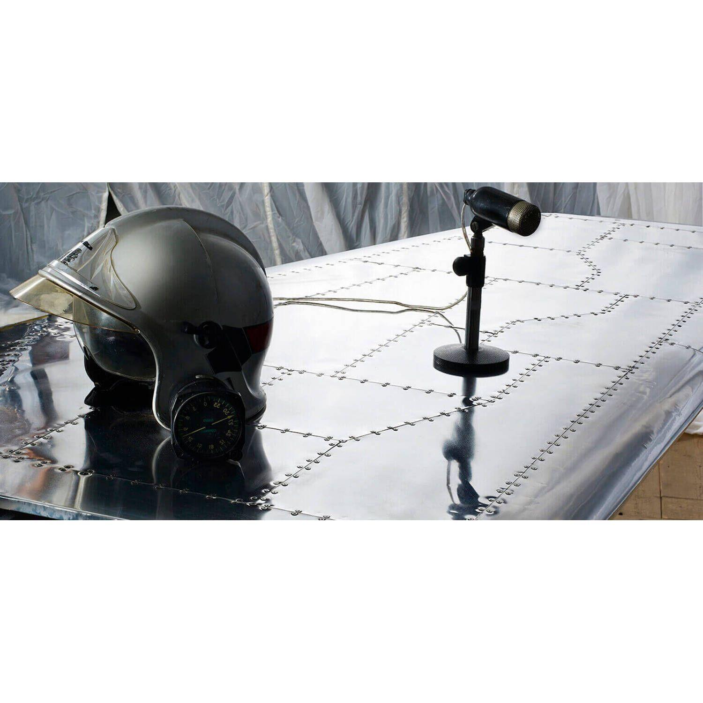 Дизайнерский стол в стиле Авиатор Aviator Valkyrie Tail