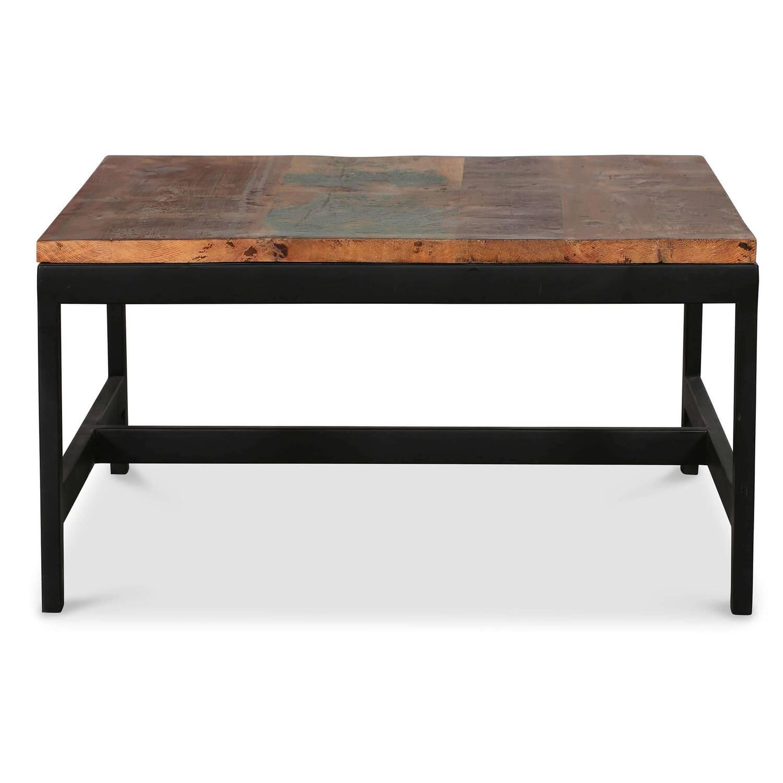 Журнальный стол Vintage Industrial в стиле Лофт \ Винтаж