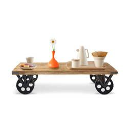 Журнальный столик Wagon Wheels