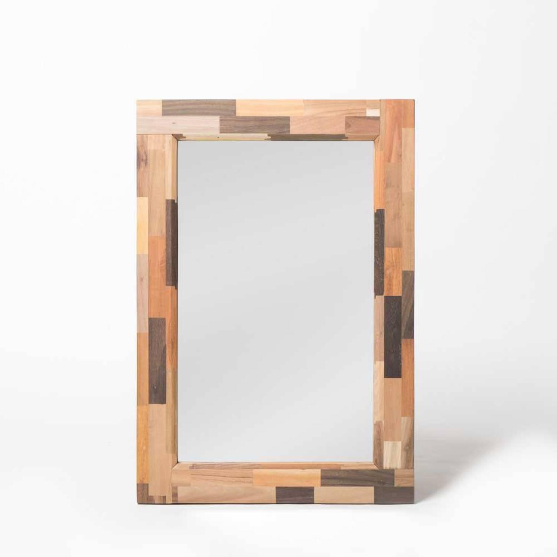 Зеркало из массива Clifton 80