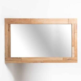 Зеркало из массива дерева ценных пород Fleming 180
