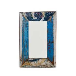 Зеркало из массива дерева ценных пород Moor 160