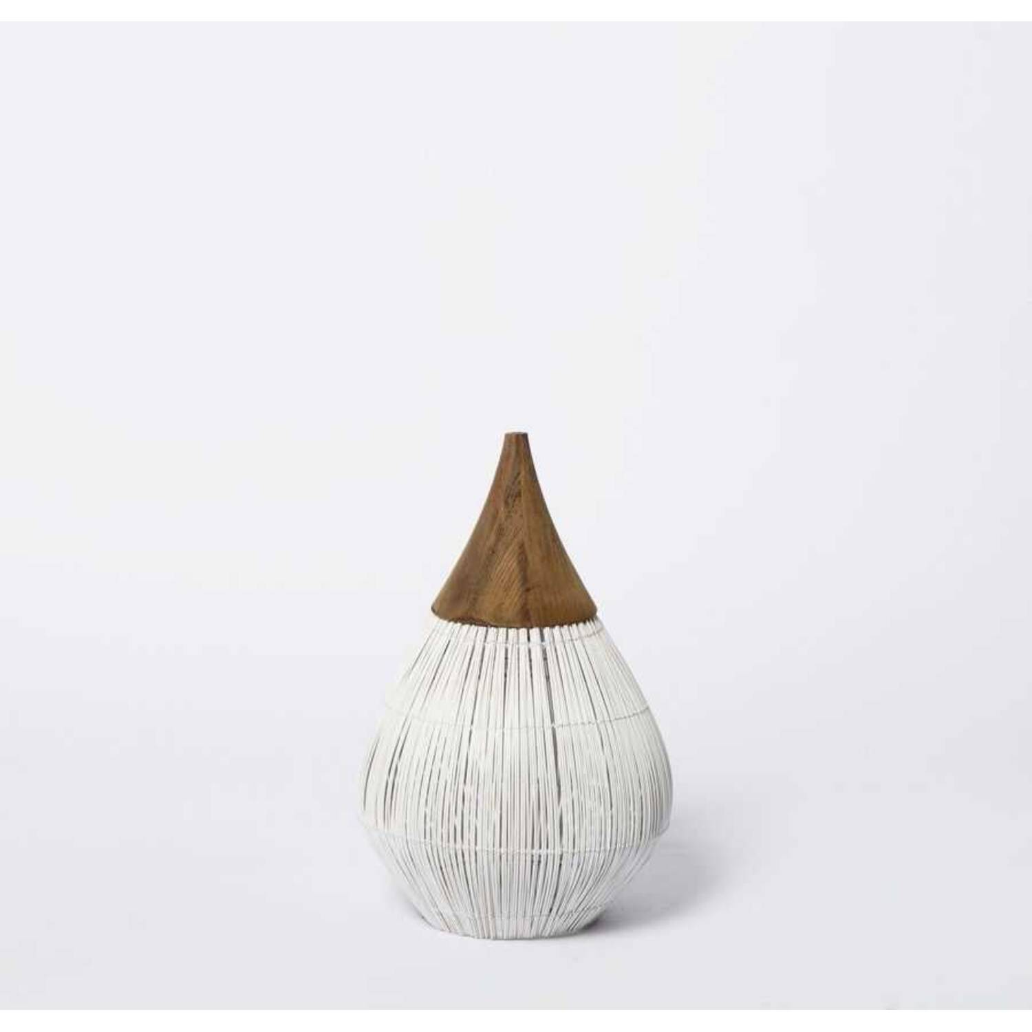 Абажур Onion D3 White