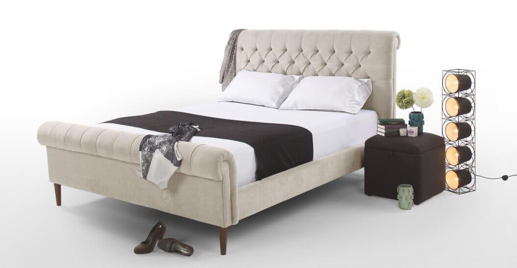 Кровать в классическом английском стиле Orkney
