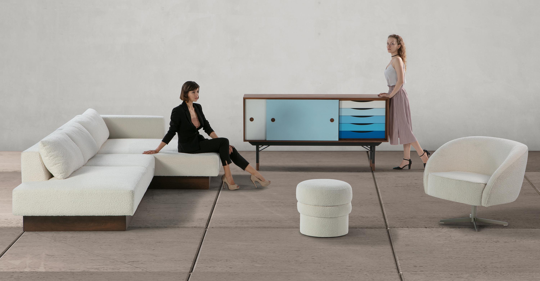 вращающееся кресло Aria для дома и офиса