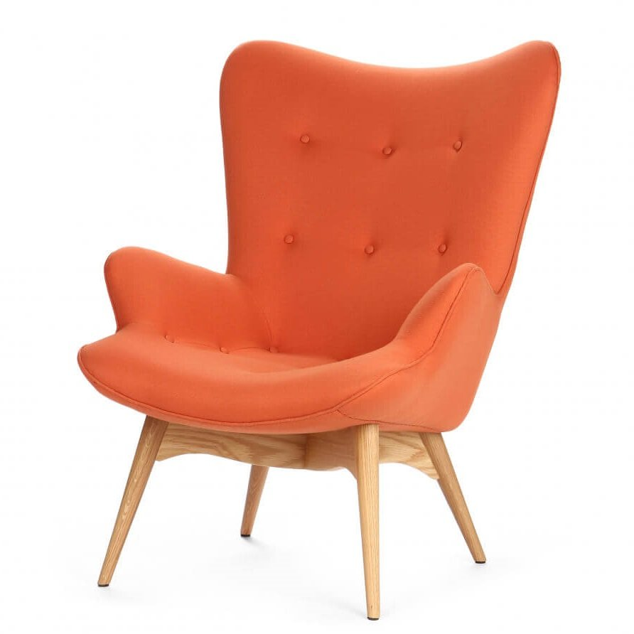 дизайнерские кресла для отдыха Contour